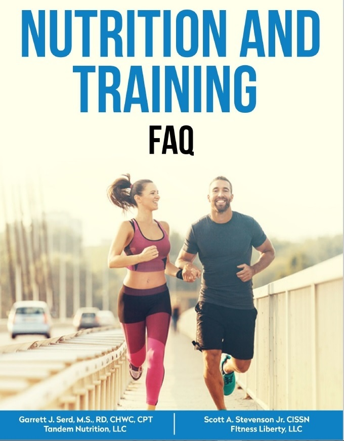 Nutrition and Training FAQ
